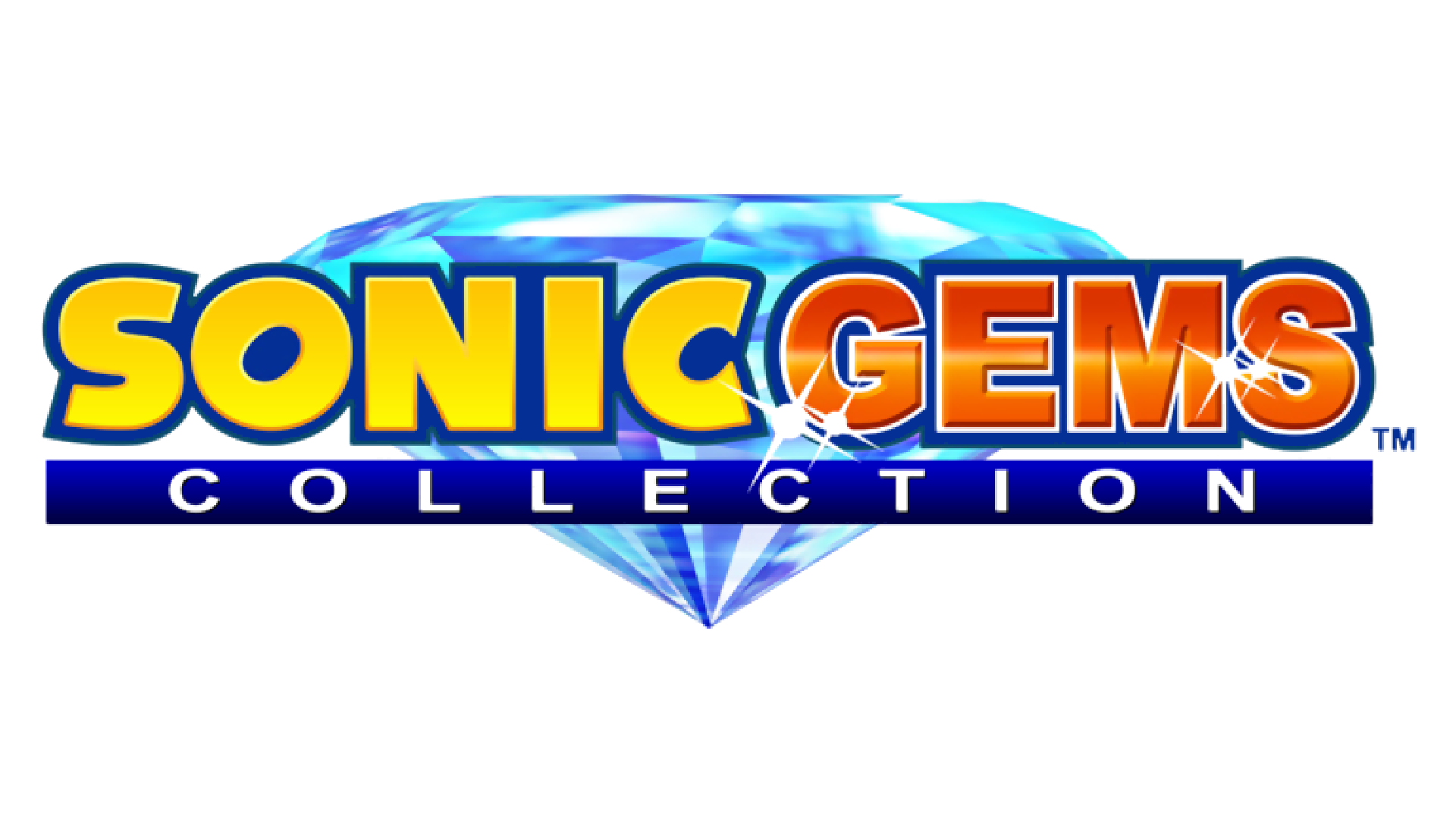 Sonic Gems Collection Logo