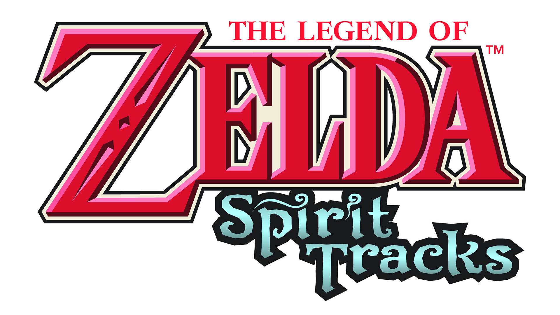 The Legend of Zelda: Spirit Tracks Logo