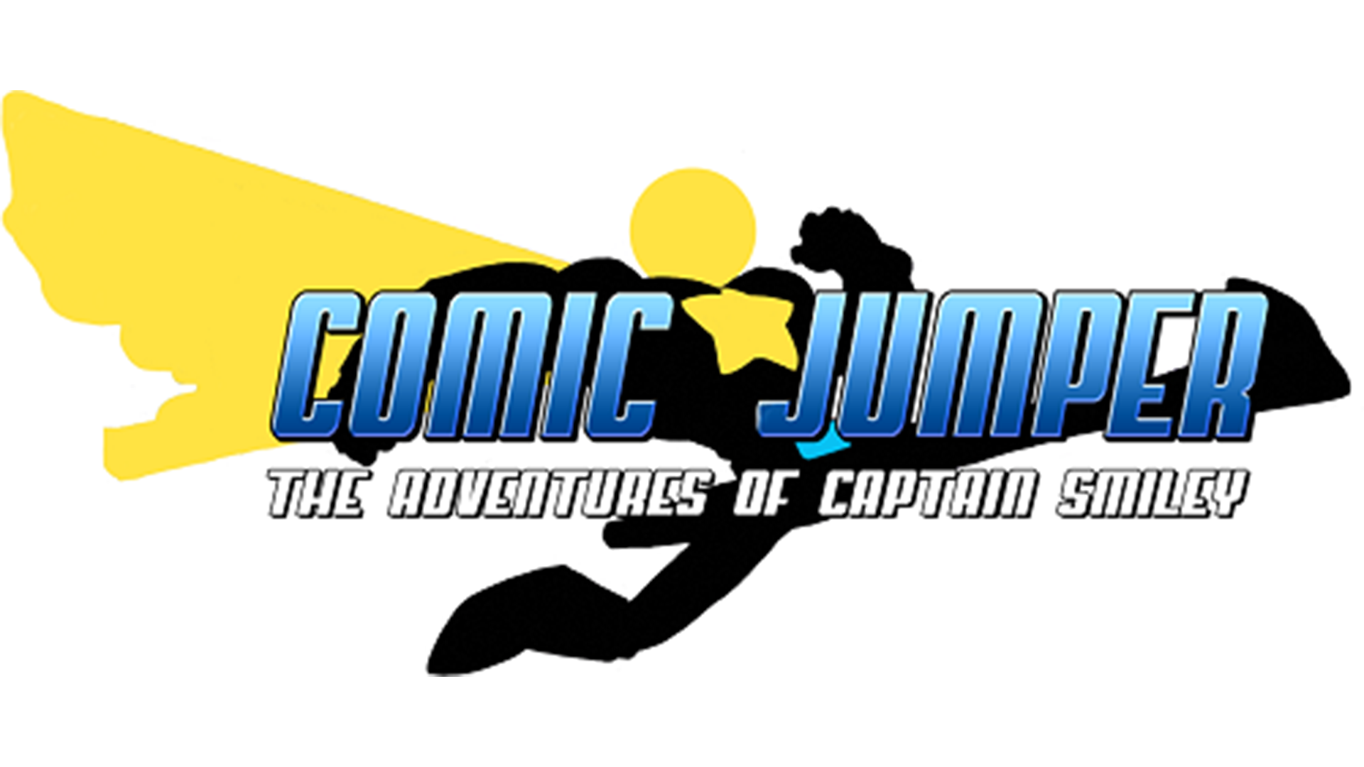 Comic Jumper: The Adventures of Captain Smiley Logo