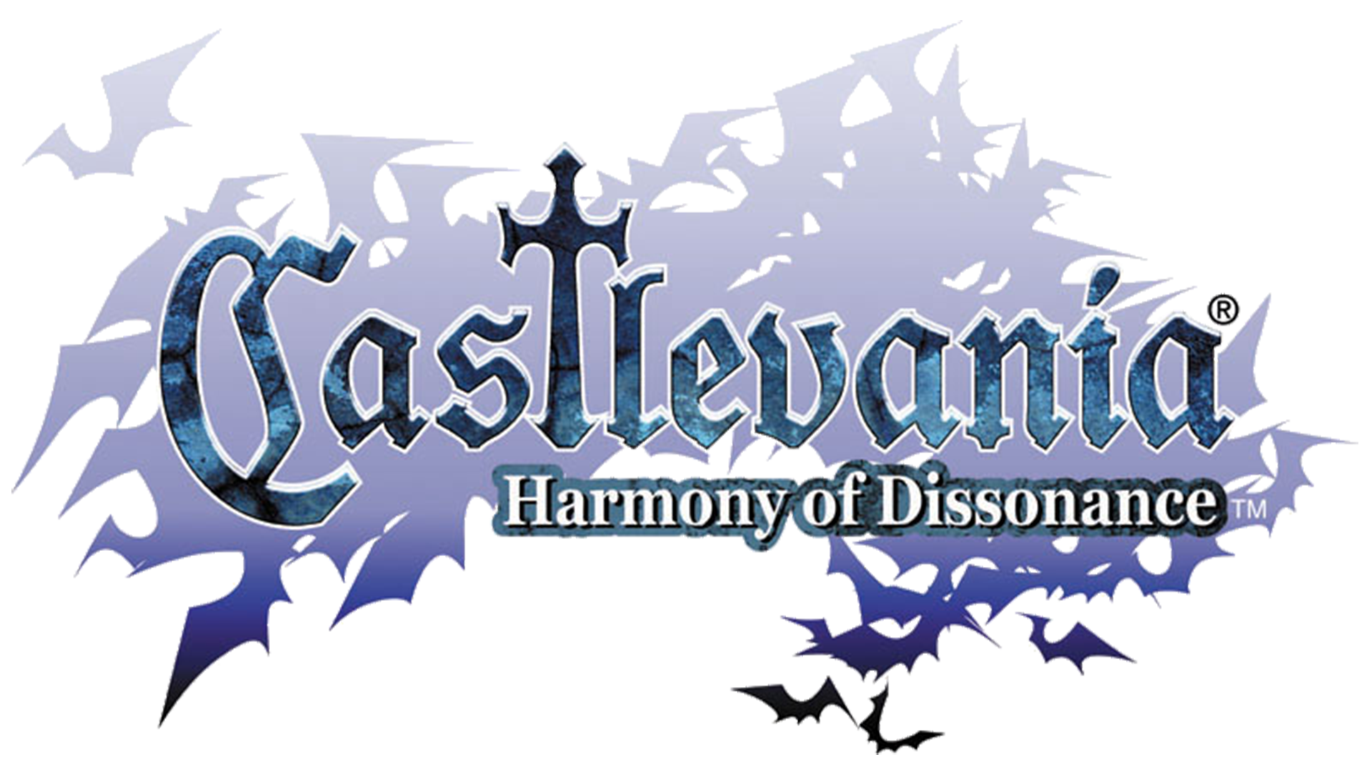 Castlevania: Harmony of Dissonance Logo