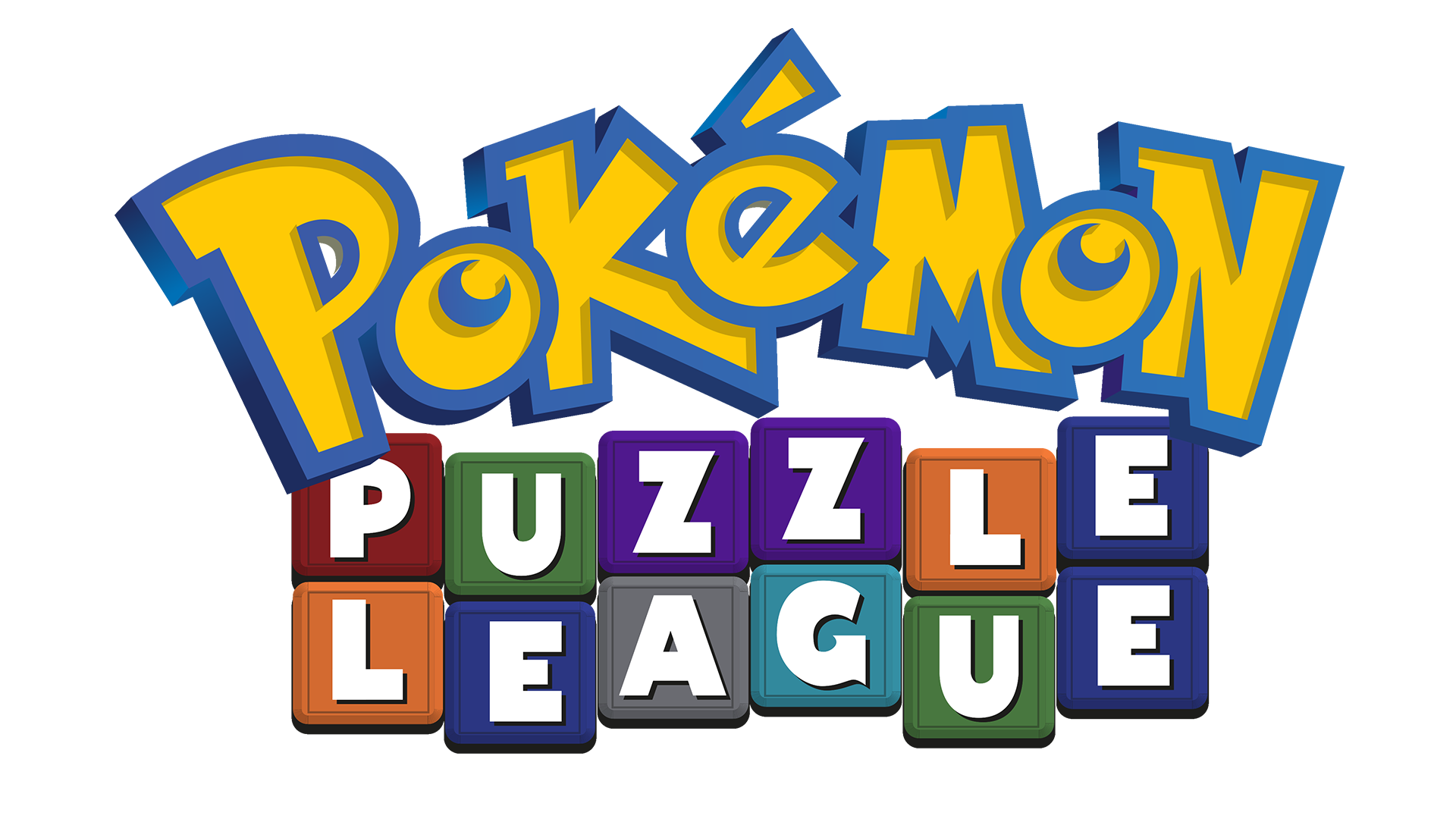 Pokémon Puzzle League Logo