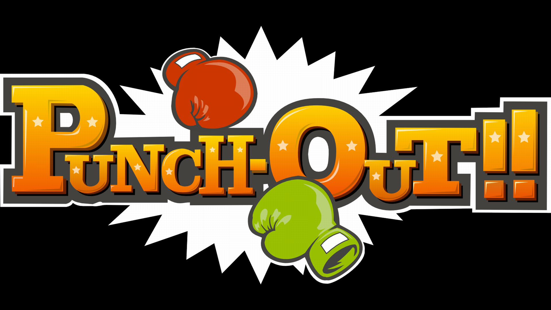 Punch-Out!! (Wii) Logo