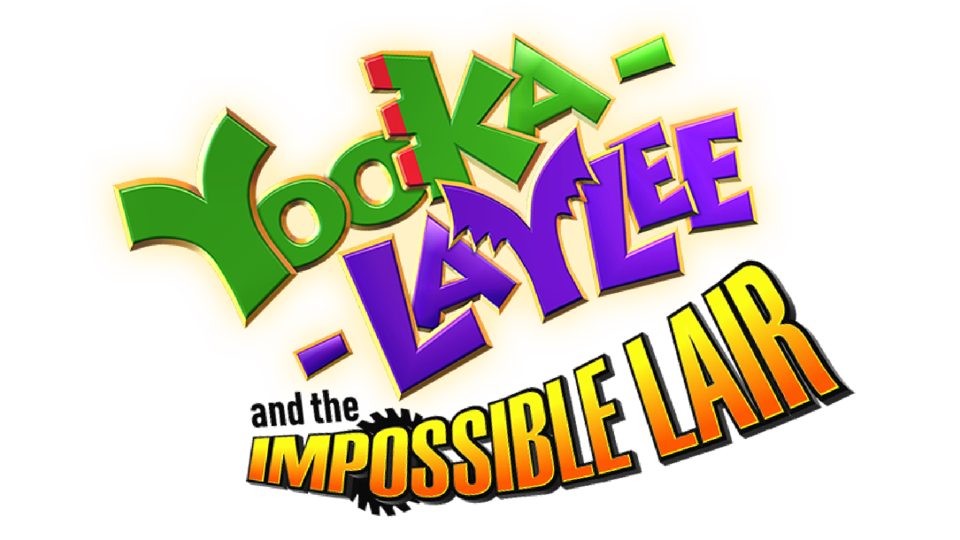 Yooka-Laylee and the Impossible Lair Logo