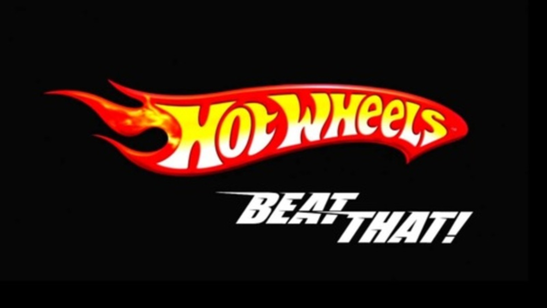 Hot Wheels: Beat That! (PS2) Logo