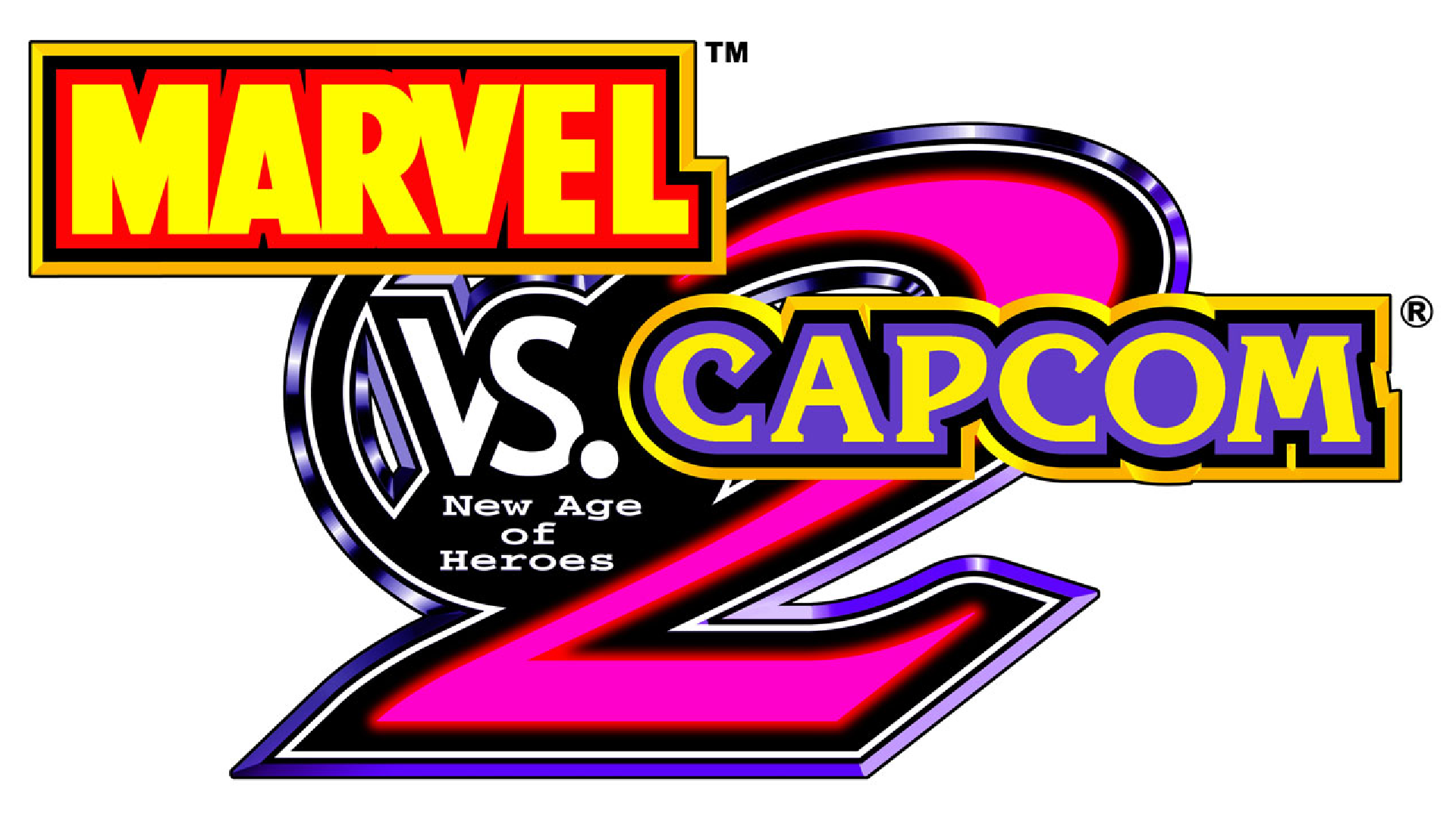 Marvel vs. Capcom 2: New Age of Heroes Logo