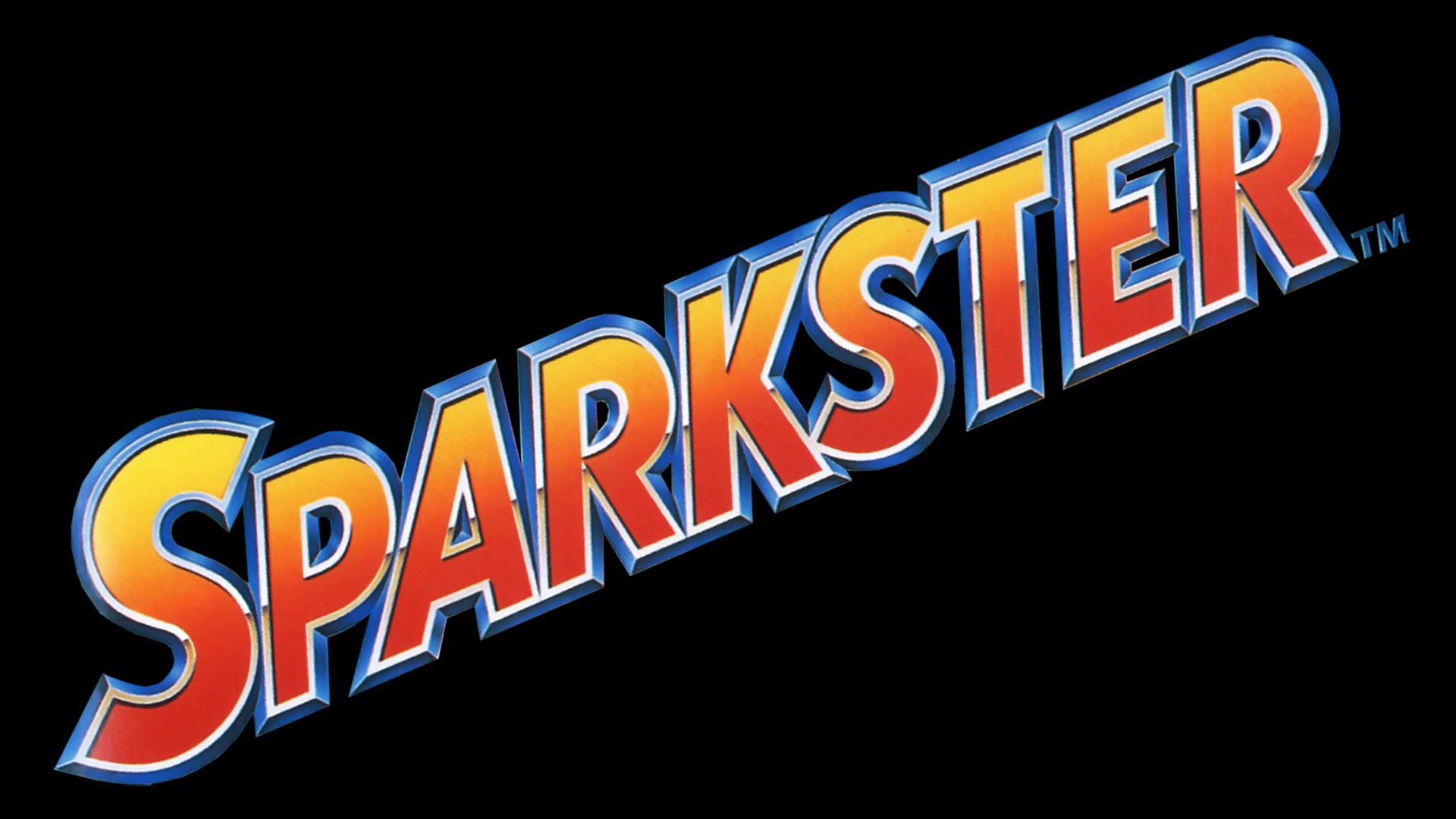 Sparkster: Rocket Knight Adventures 2 Logo
