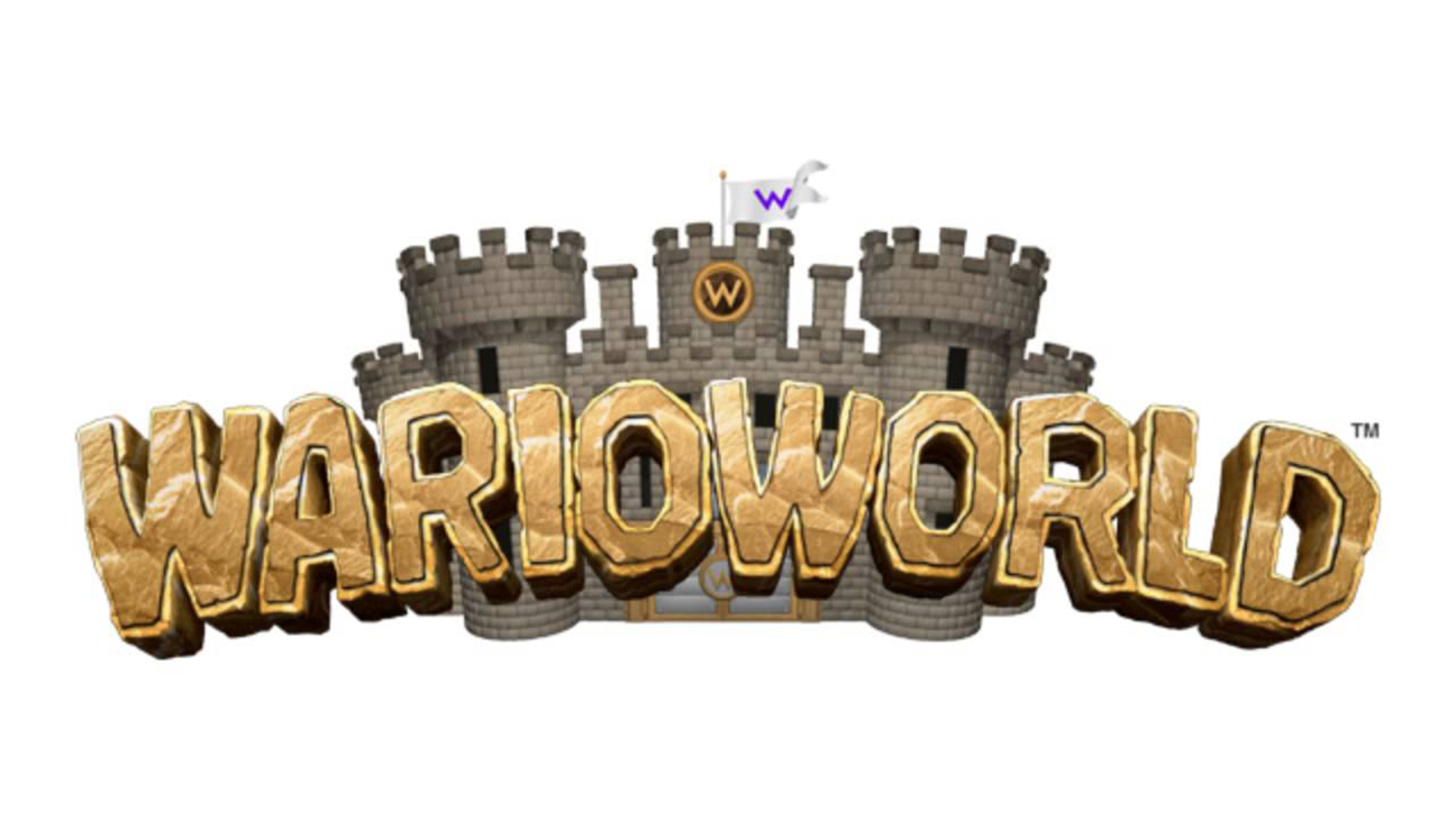 Wario World Logo
