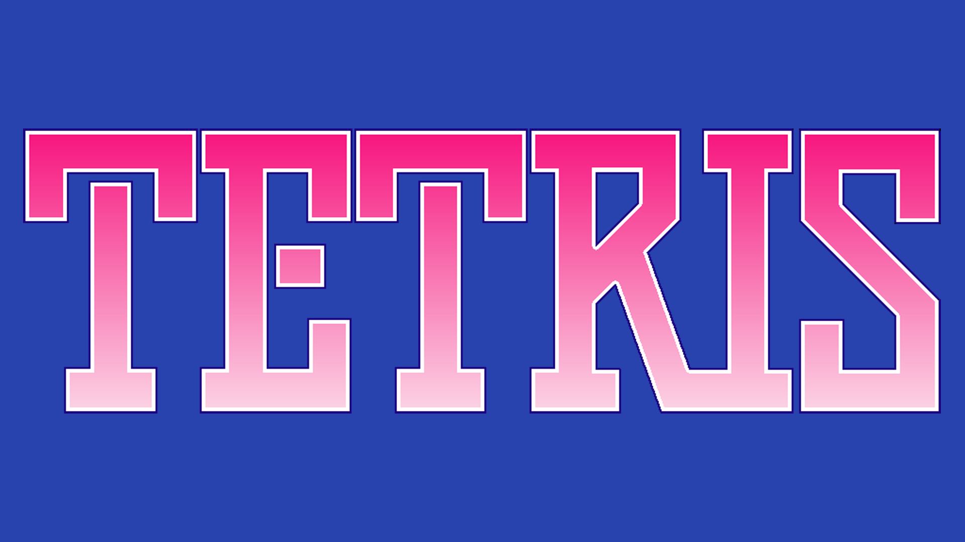 Tetris (Game Boy) Logo