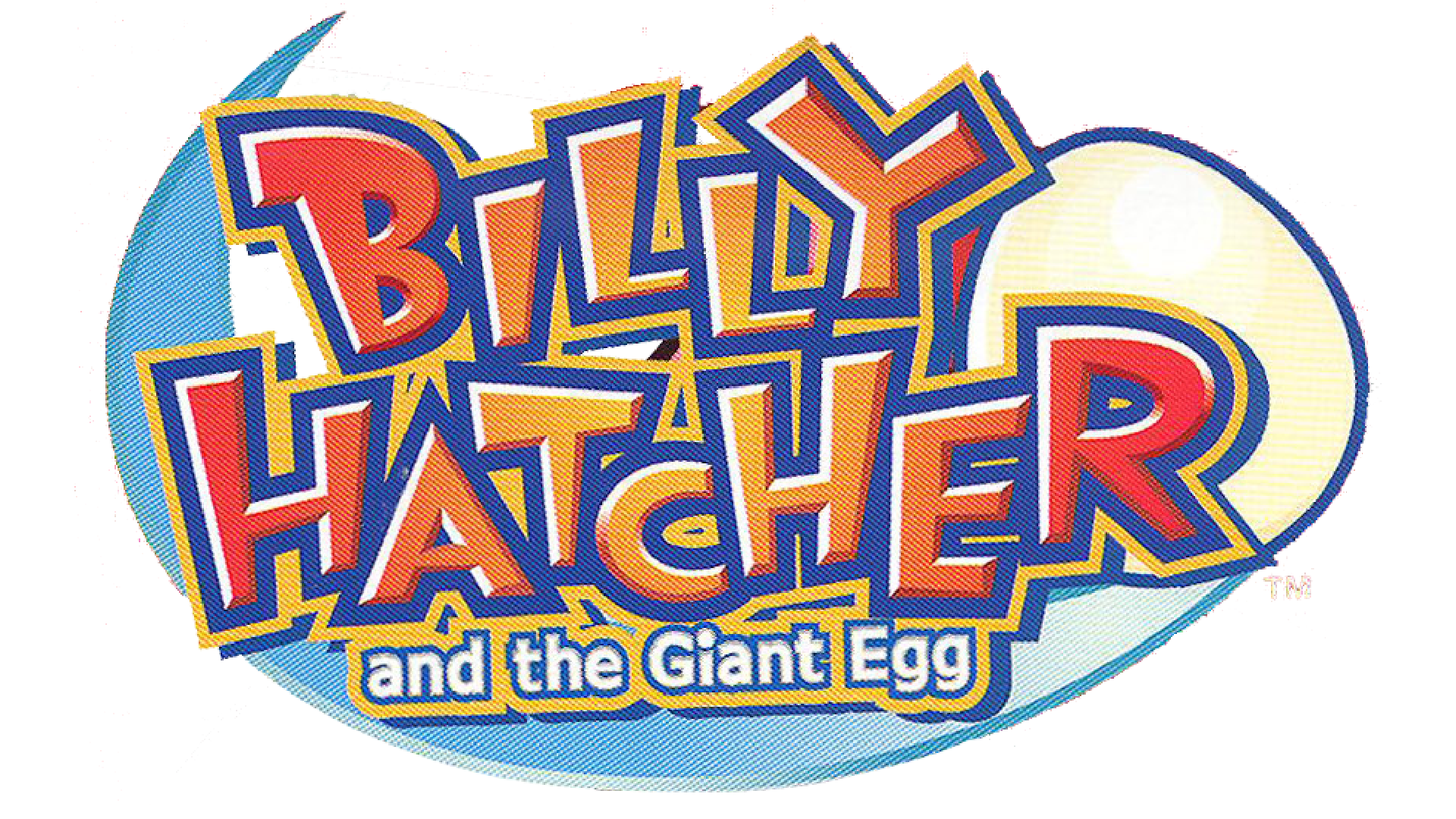 Billy Hatcher and the Giant Egg Logo