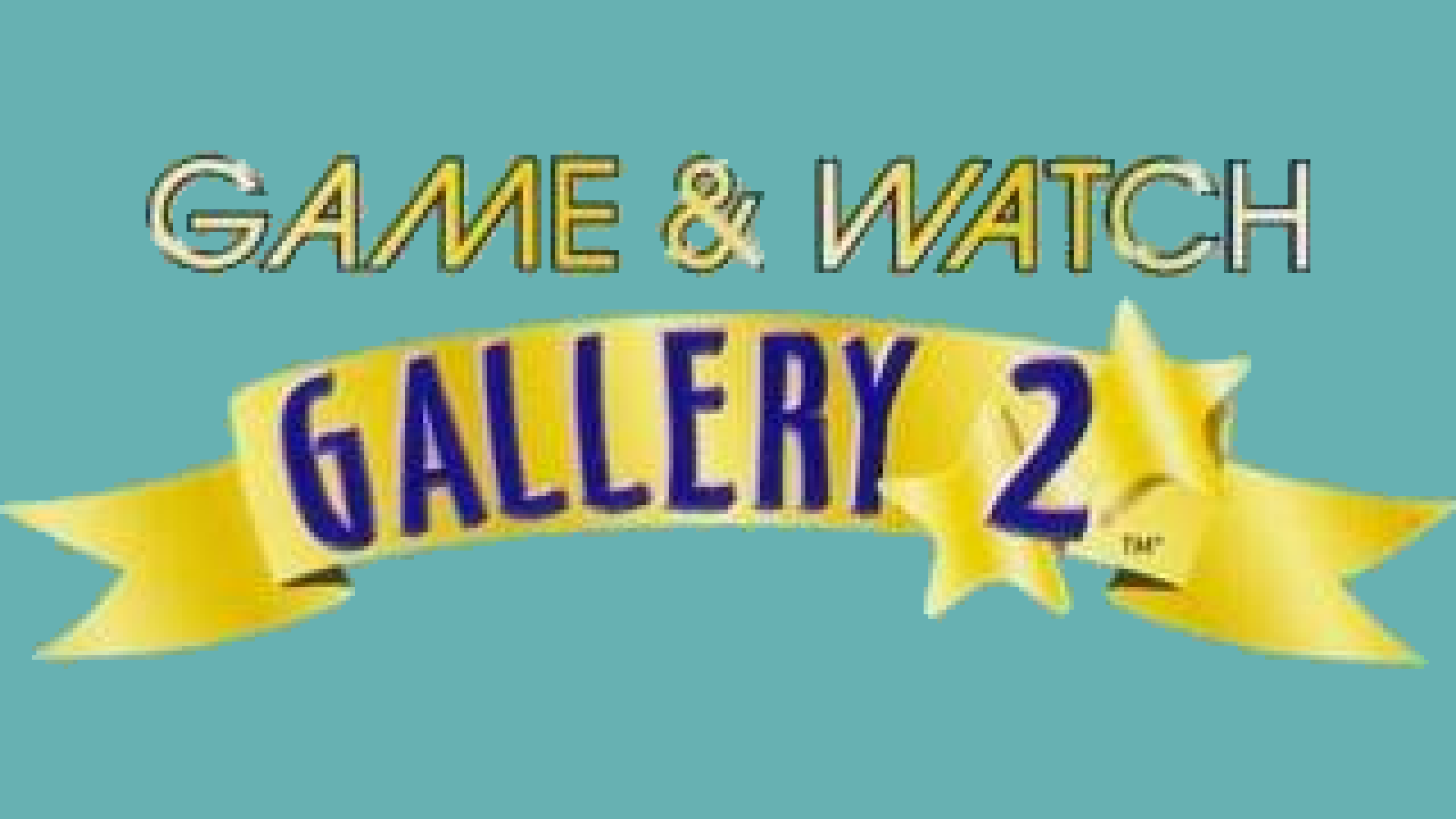 Game & Watch Gallery 2 Logo