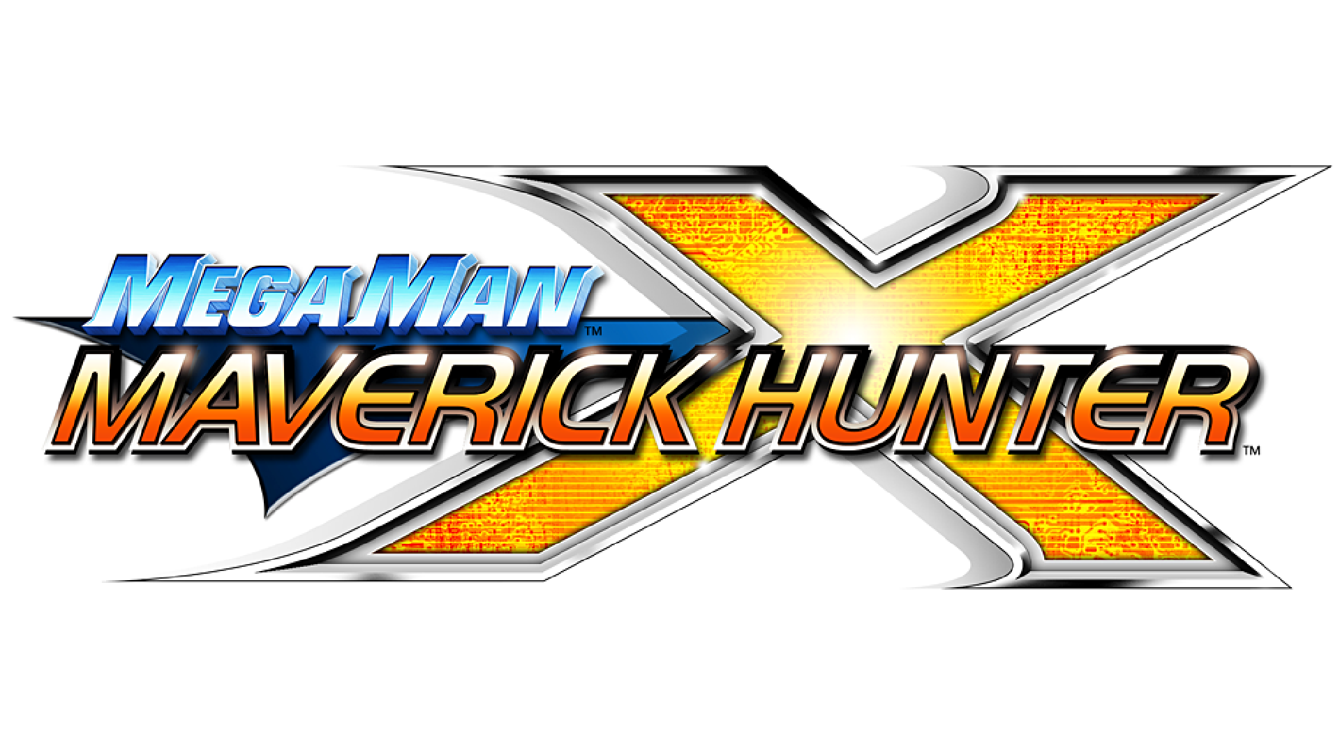 Mega Man: Maverick Hunter X Logo