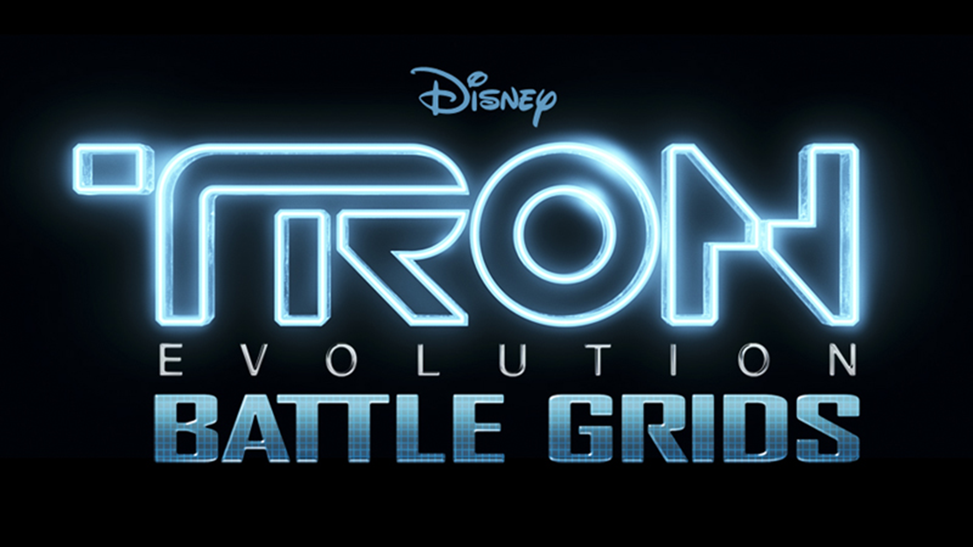 Tron Evolution Battle Grids Logo