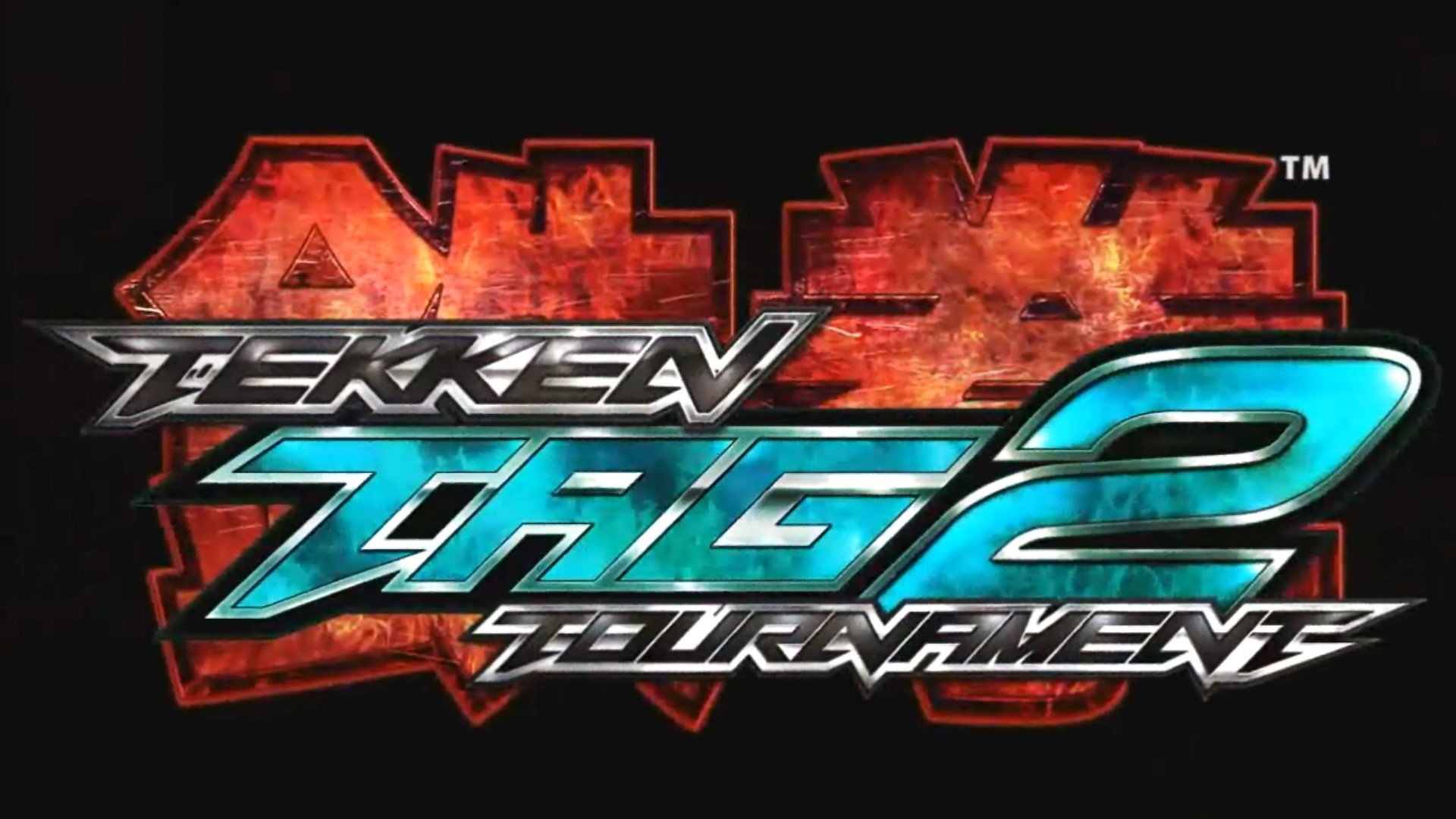 Tekken Tag Tournament 2 Logo
