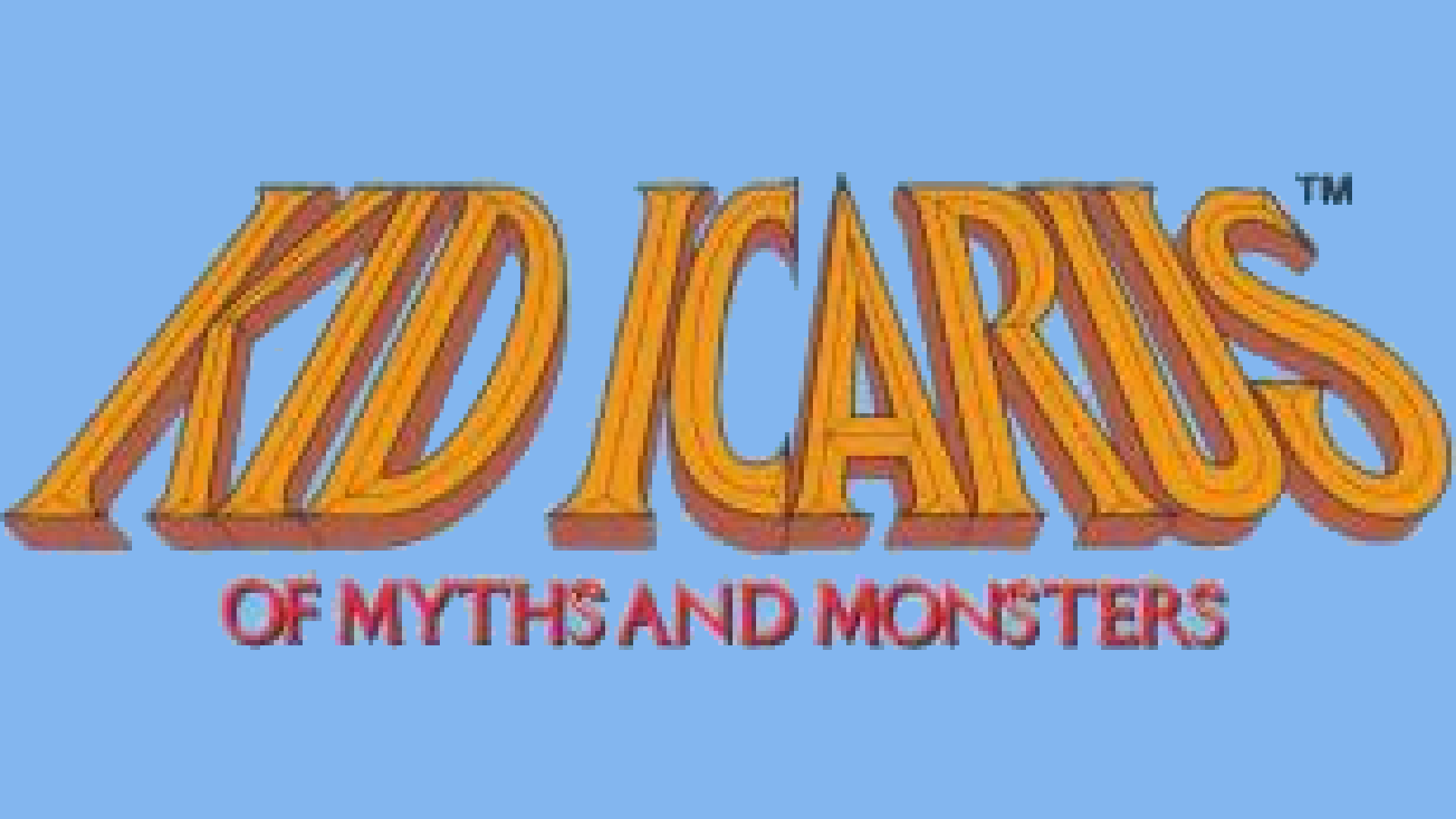 Kid Icarus: Of Myths and Monsters Logo