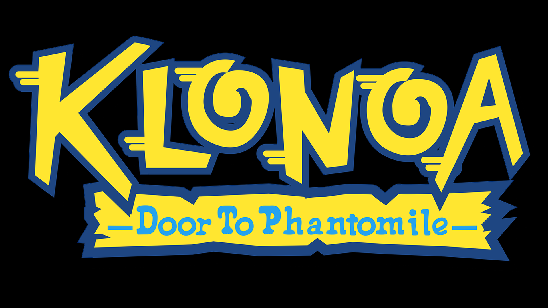 Klonoa: Door to Phantomile Logo