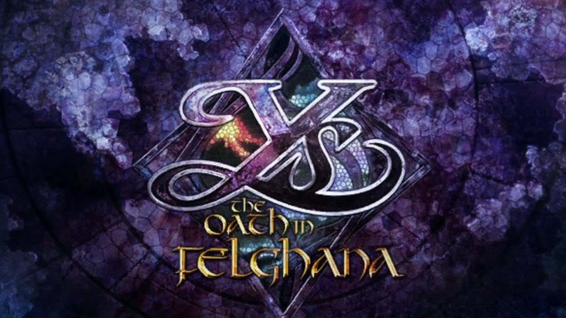 Ys: The Oath in Felghana Logo