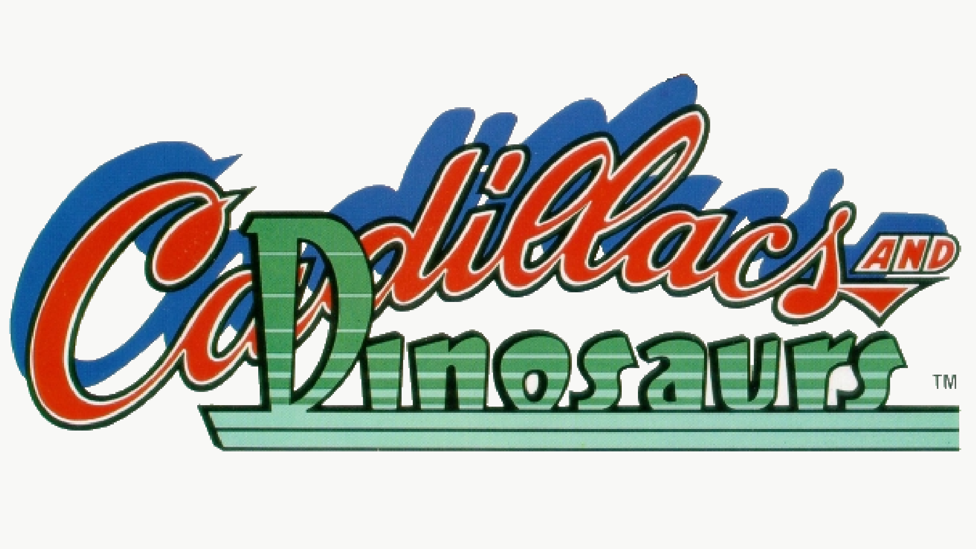 Cadillacs And Dinosaurs Logo