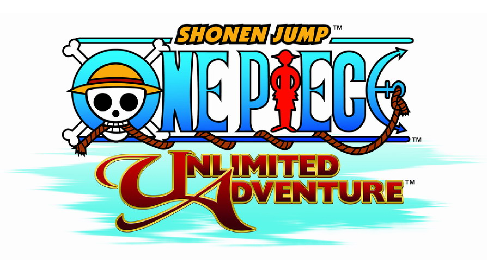 One Piece: Unlimited Adventure Logo