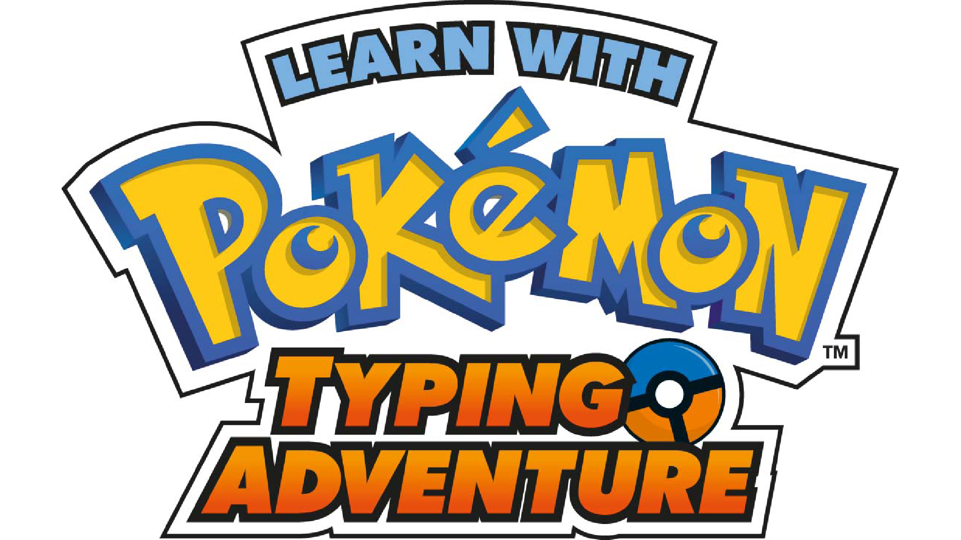 Learn With Pokémon: Typing Adventure Logo