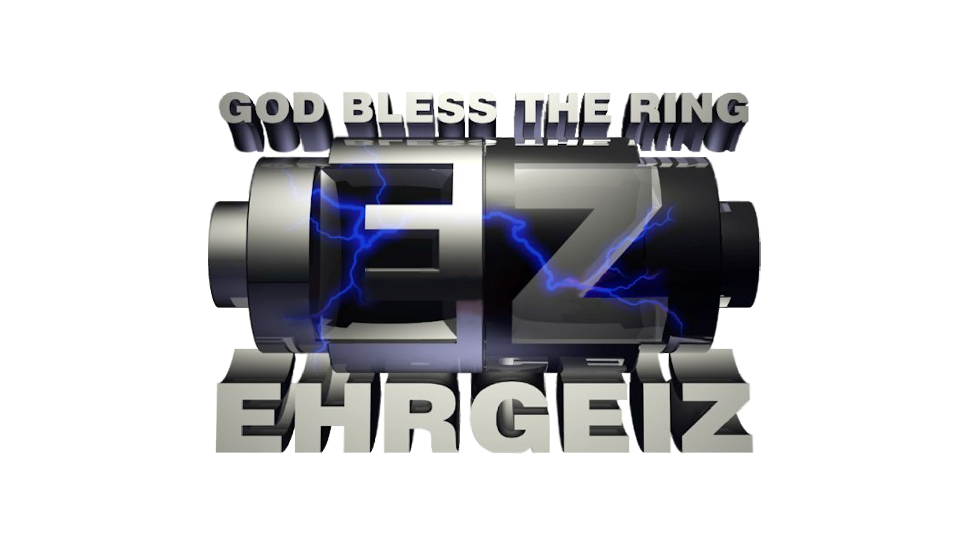 Ehrgeiz: God Bless the Ring Logo