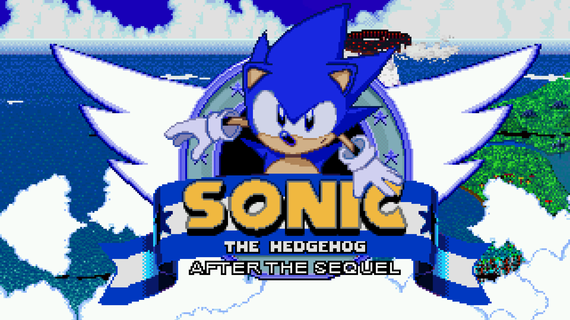 Sonic: After the Sequel Logo