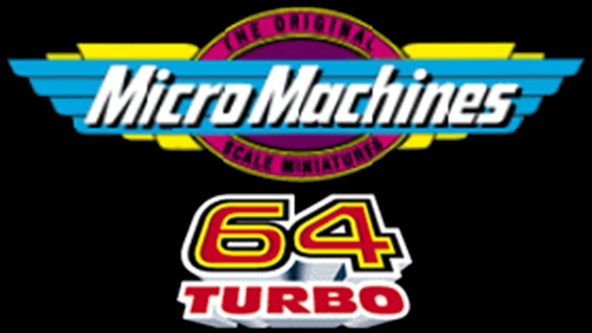 Micro Machines 64 Turbo Logo