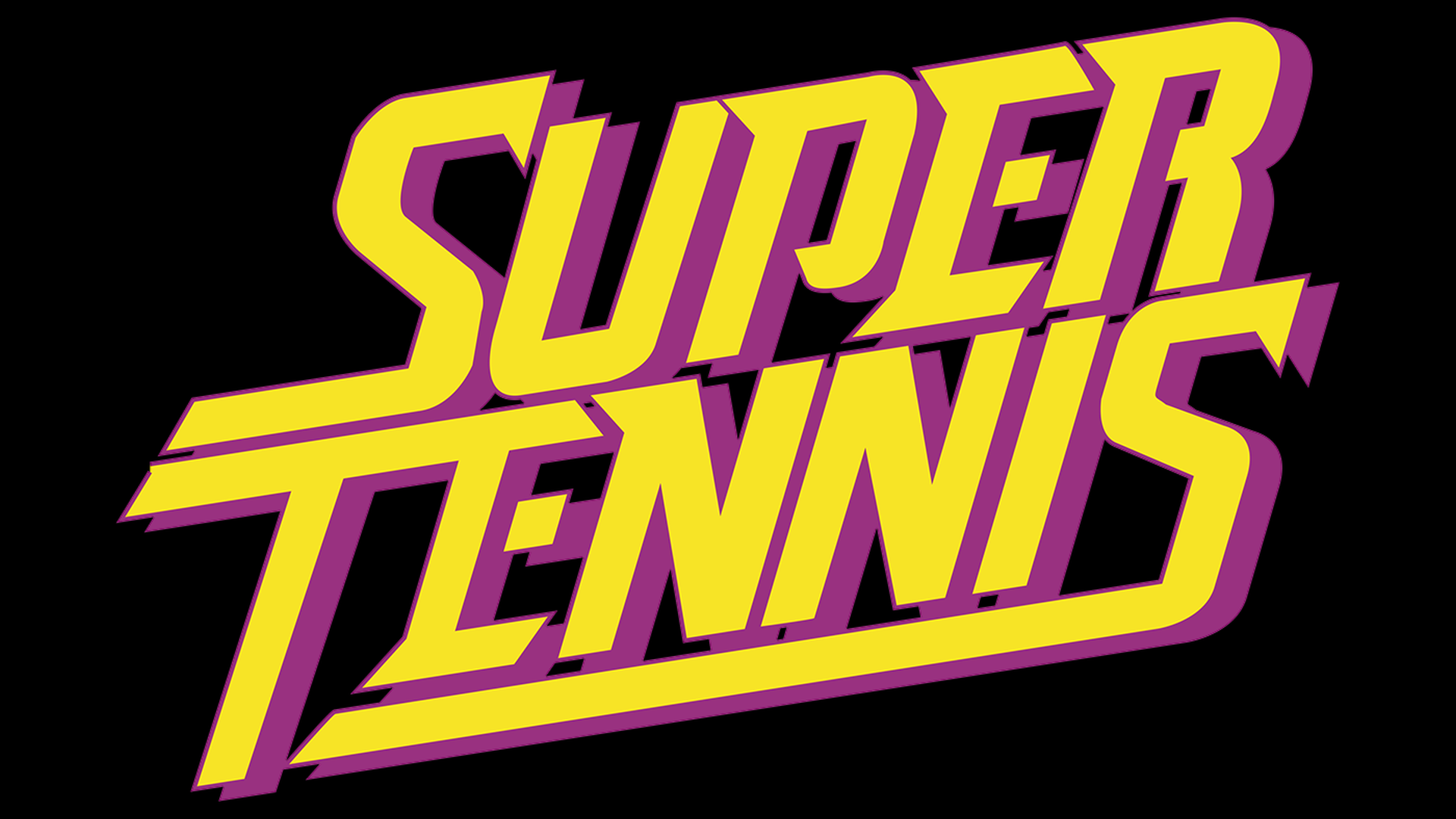 Super Tennis Logo