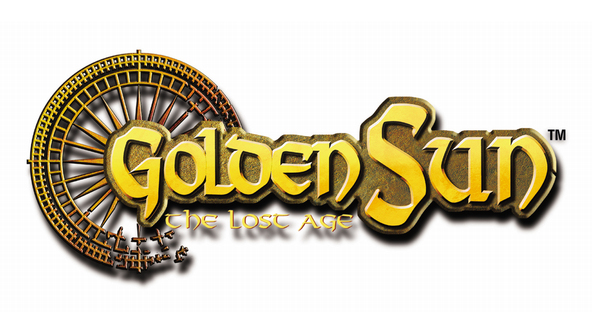 Golden Sun: The Lost Age Logo