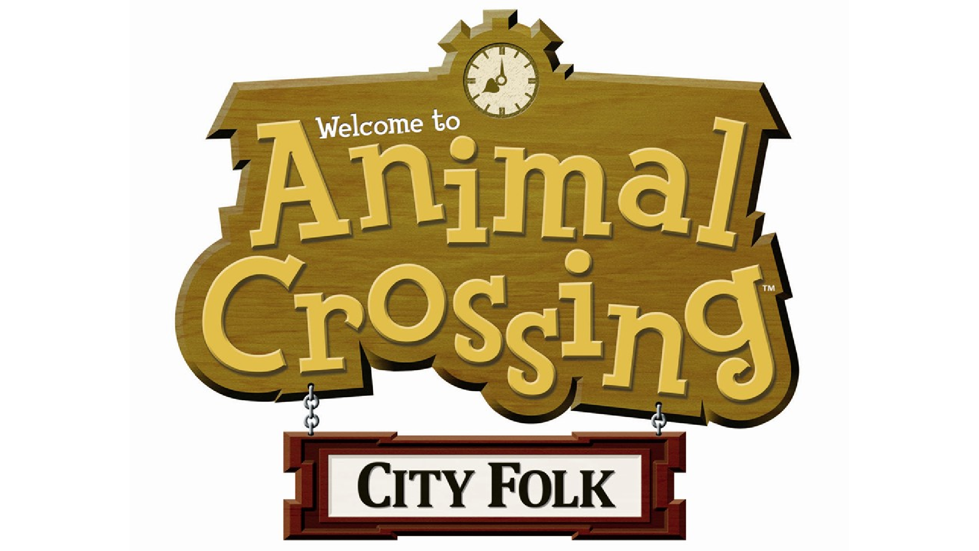 Animal Crossing: City Folk Logo