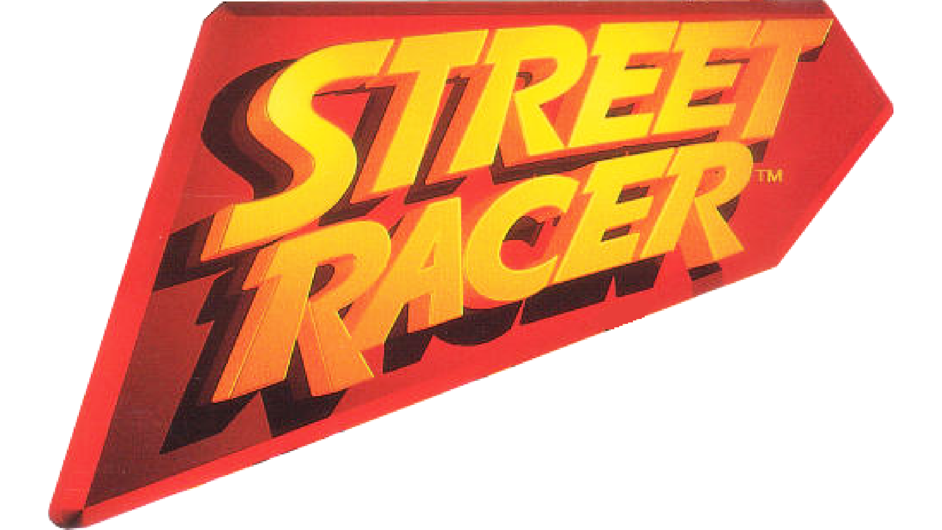 Street Racer (Game Boy) Logo