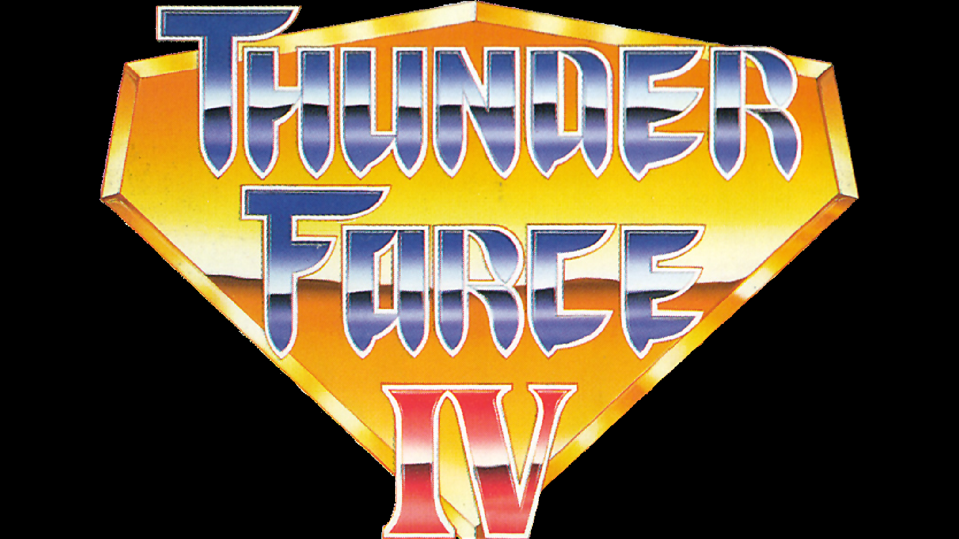 Thunder Force IV Logo