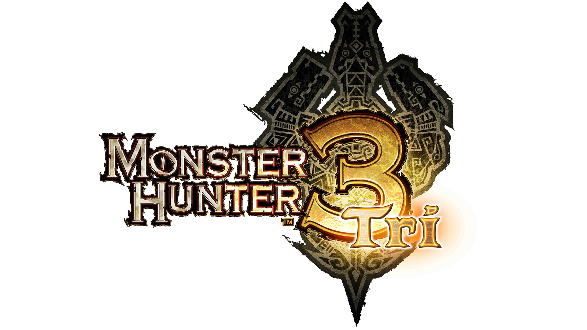 Monster Hunter Tri Logo