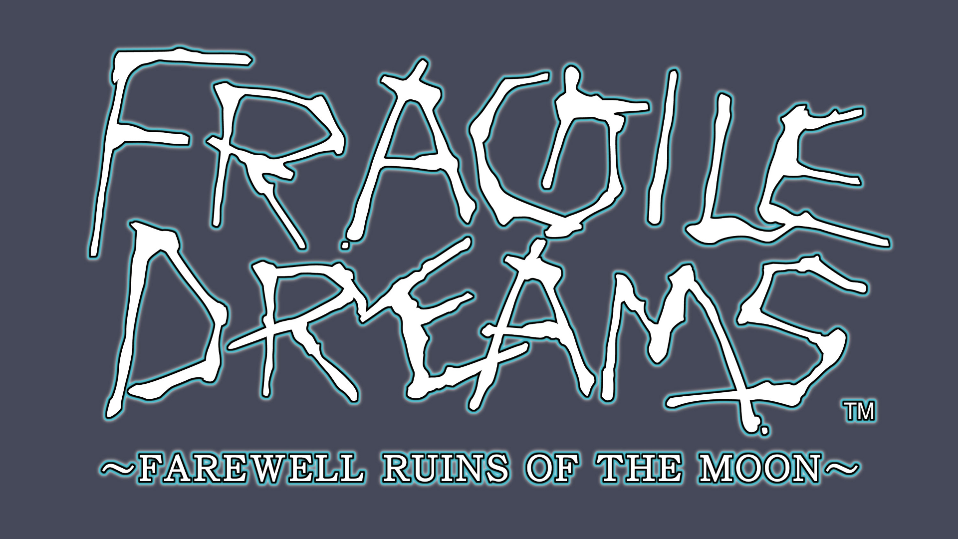 Fragile Dreams: Farewell Ruins of the Moon Logo